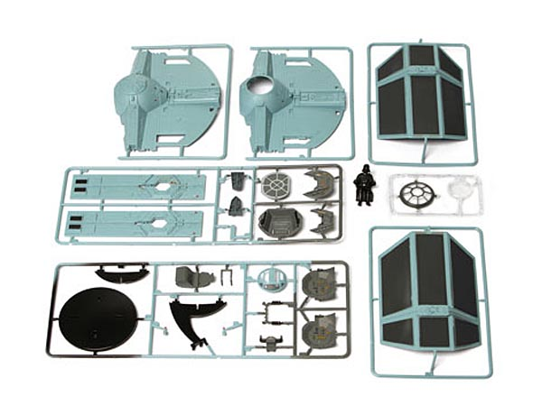 Darth Vader TIE Advance x1 Fighter Model Kit