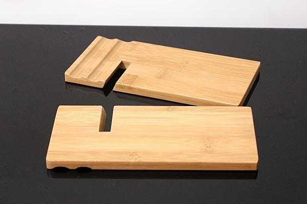 FelTu Wooden iPad Stand