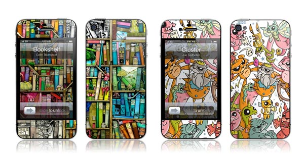 Gelaskins iPhone 4 Skins Available Now