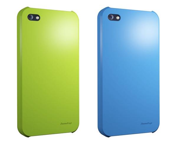 Gumdrop Air Shell iPhone 4 Case