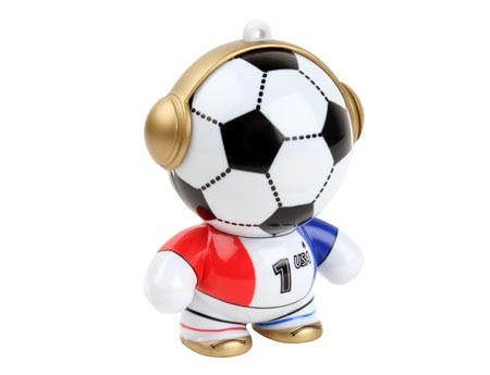 Headphonies Striker Limited Edition Speaker for World Cup fans