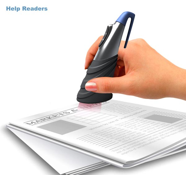 Help Readers Makes Reading More Comfortable