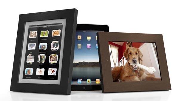 iPad Frame Dock