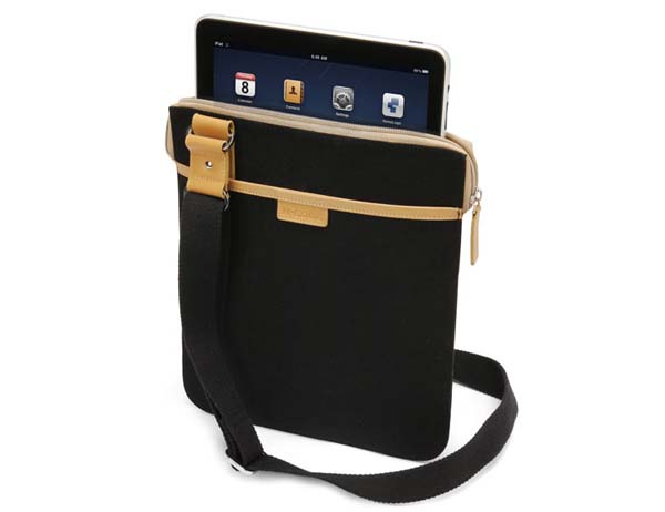 Messenger-Style iPad Hip Bag