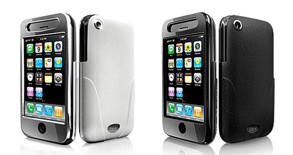 iSkin Enigma Leather iPhone Case