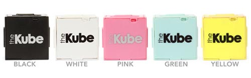 Kube Tiny MP3 Player