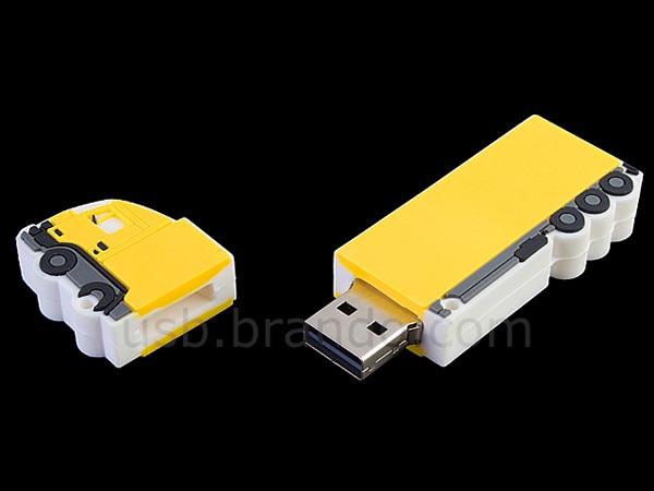 Lorry Shaped USB Flash Drive