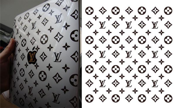 Louis Vuitton Monogram Ipad Decal Gadgetsin