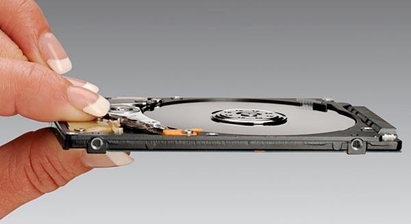 Hitachi 7mm Z-series Laptop Hard Drives