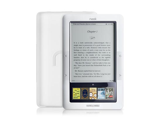 New Nook Wi-Fi Available Now