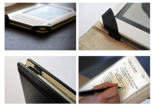 Official Moleskine Kindle Cover