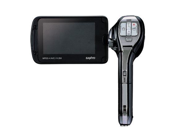 Sanyo DMX-CA100 Waterproof Full HD Dual Camera
