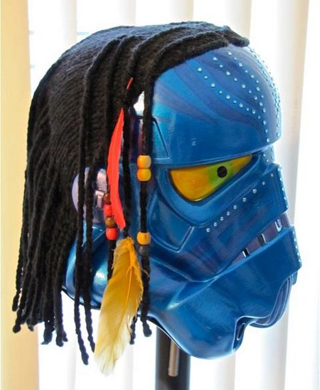 TK Avatar Stormtrooper Helmet