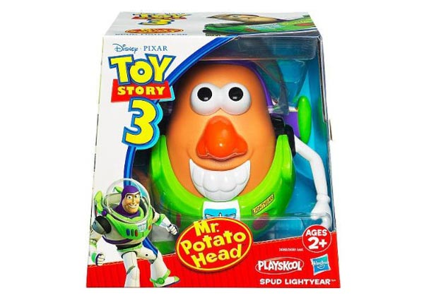 Toy Story 3 Buzz Lightyear Mr Potato Head
