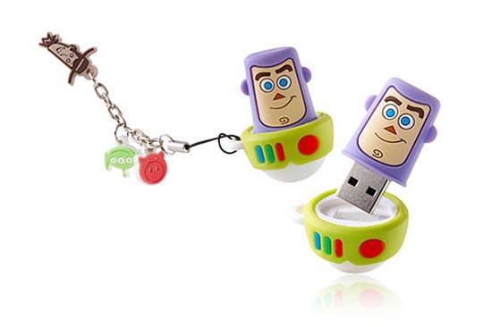 Toy Story Buzz Lightyear USB Flash Drive