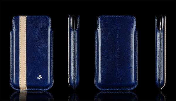 Vaja iPhone 4 Classic Retro Slim Bag-Style Case