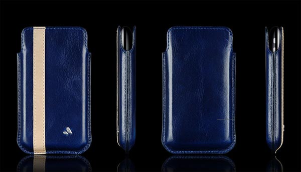 Vaja iPhone 4 Classic Retro Slim Bag-Style Case