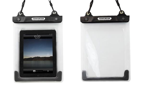 Waterwear Waterproof iPad Case