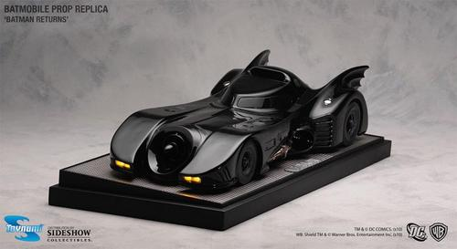 Limited Edition Batman Batmoblie Prop Replica