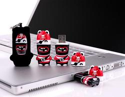 Marvin The Pirate and Mictlantecuhtli Mimobot Flash Drives