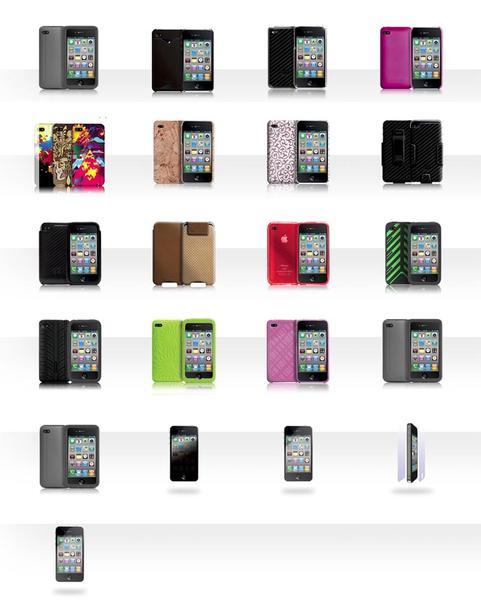 Case-mate unveiled iPhone 4 Cases Also Including Custom Service