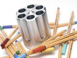 Choose Your Bullets Rotating Chamber Pen Holder