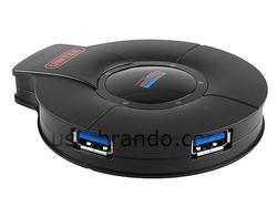 SuperSpeed 4-Port USB 3.0 Hub