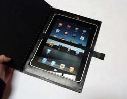 Make Your Own Notebook iPad Case