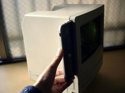 Macintosh iPad Stand