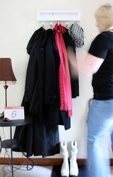 Online Coat Rack as Your Clothing Consultant