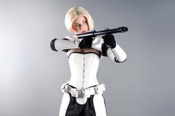 Darth Vader and Stormtrooper Costumes for Female Fans of Star Wars