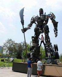 Giant Truck Transformer from China