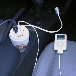 Coffee Cup Shaped Power Inverter
