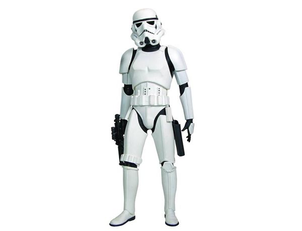 12-Inch Limited Edition Stormtrooper Modular Deluxe Statue