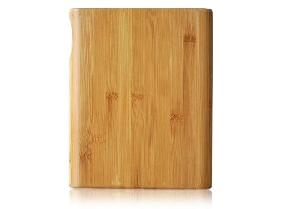 Bamboo Wooden iPad Case and Stand