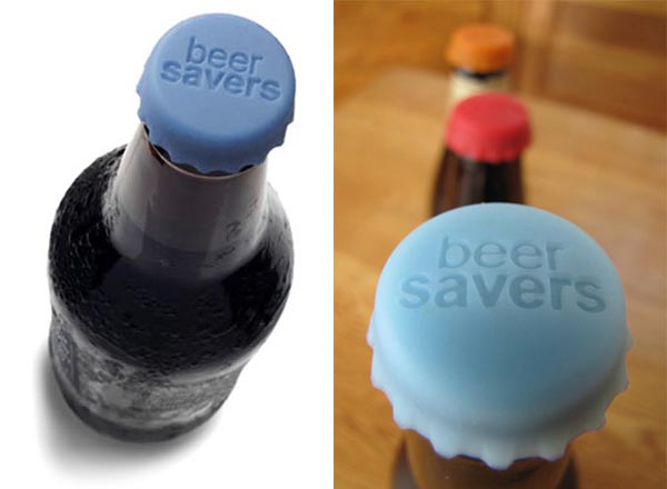 Beersavers Beer Bottle Cap for Your Favorite Beer