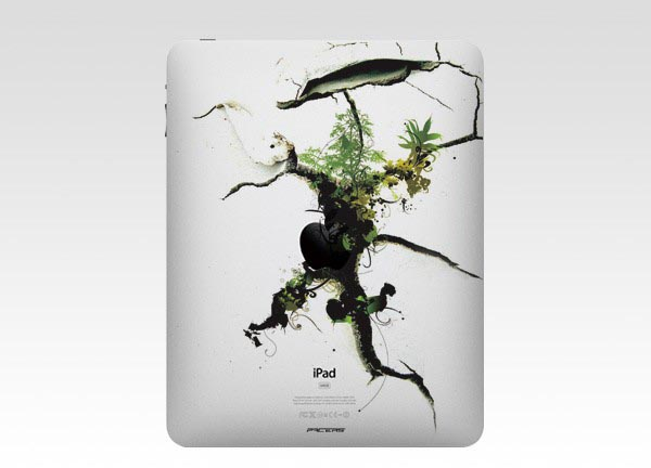 Break Your iPad with the iPad Decal