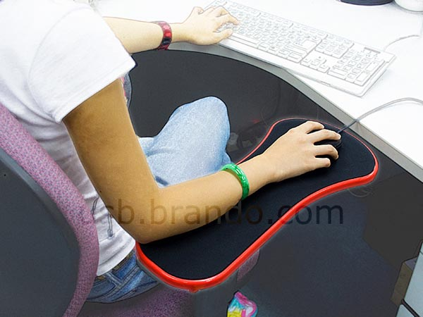 Comfortable Armrest Mouse Pad