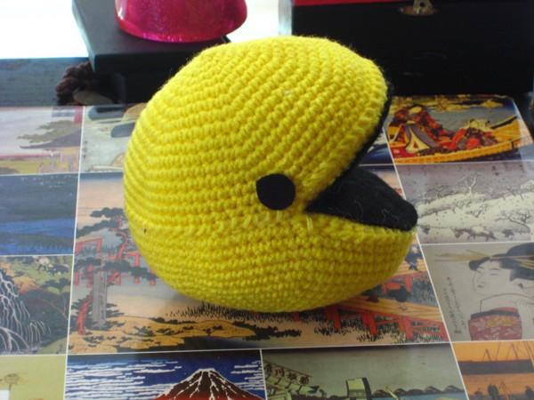Cute Set Of Pacman Plush Toys Gadgetsin