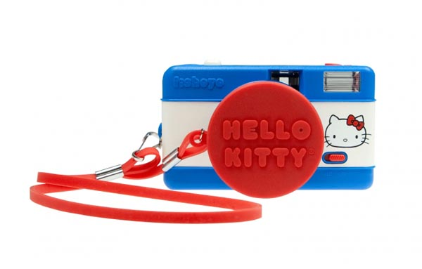 Fisheye One Lomo Camera Hello Kitty Edition