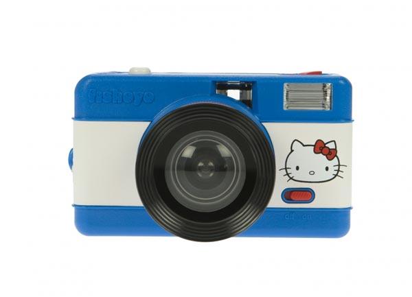 Fisheye One Lomo Camera Hello Kitty Edition