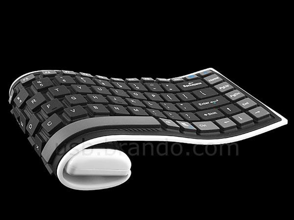 Flexible Bluetooth Mni Wireless Keyboard