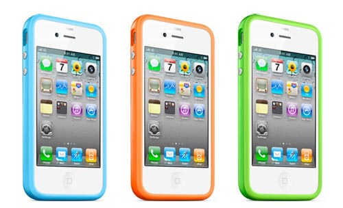 Free iPhone 4 Bumper Available Soon