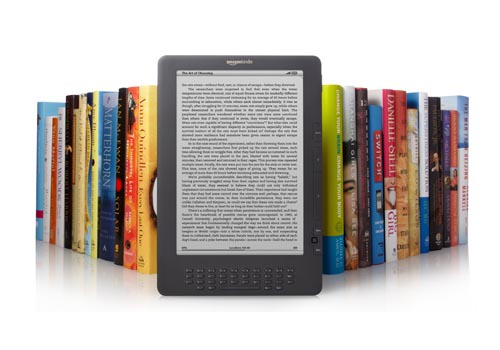 Get the New Amazon Kindle DX