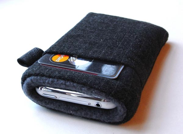 Handmade Soft Case for iPhone 4 and More