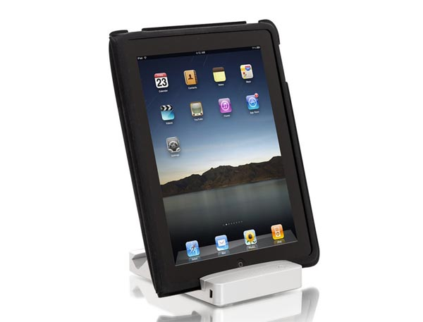 HyperMac iPad Stand Doubled as Portable Charger - Gadgetsin