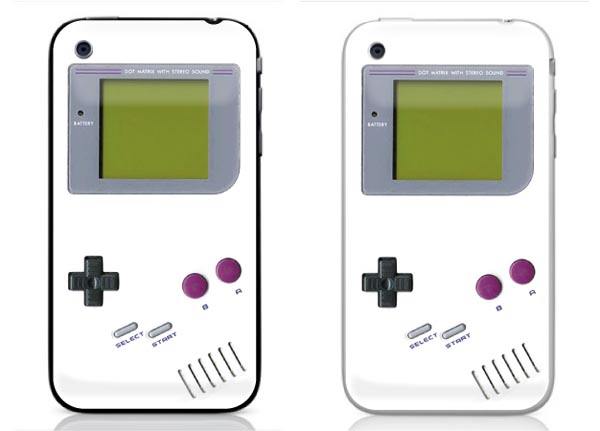 iBoy Skin Turns iPhone 4 into GameBoy
