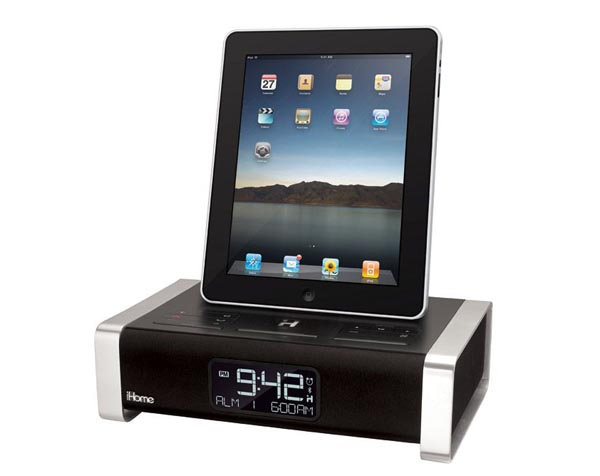 iHome iA100ZE iPod/iPad Dock