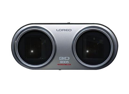 Loreo 3D Lens in a Cap for Canon DSLR