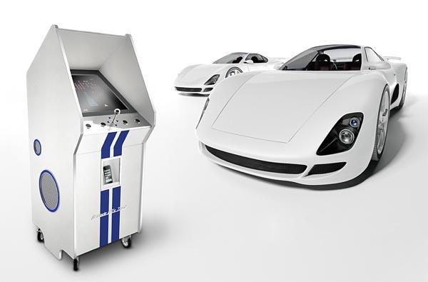 Luxury Arcade Mac